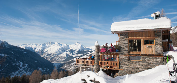 why ski in sainte foy